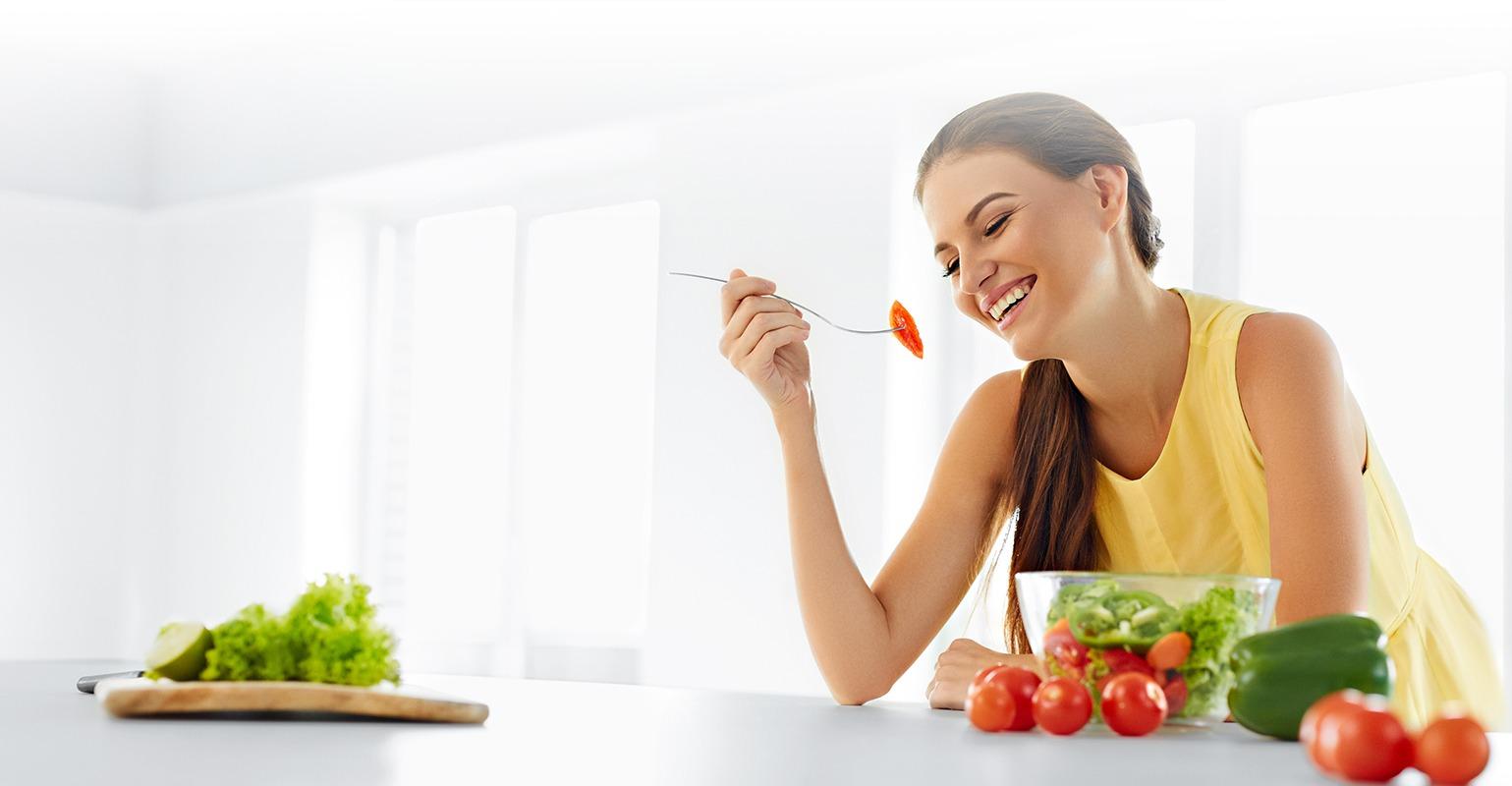 Sağlıklı yaşa,